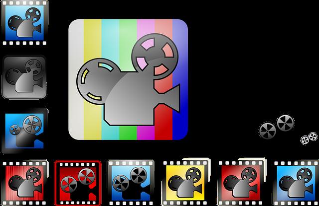 Cinematography Cinema Camera Video 183 Free Vector Graphic