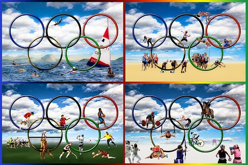 Olympia, Olympiad, Olympic Games