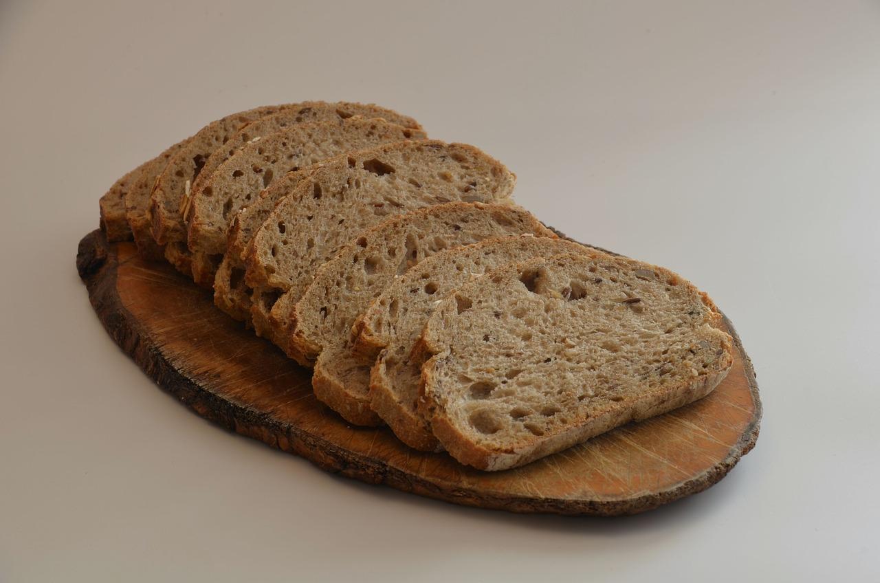 Кусок хлеба картинка для детей