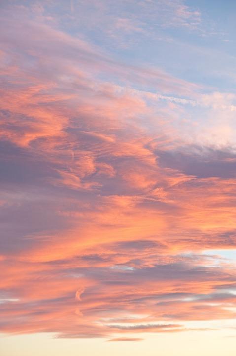 구름 일출 하늘 183 Pixabay의 무료 사진