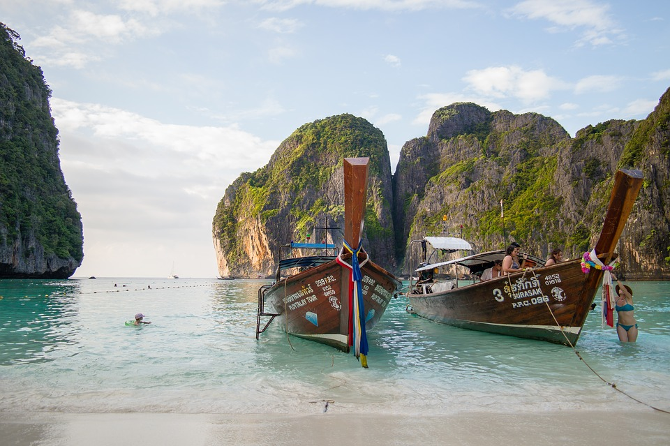 Thailand, The Beach, Mayonnaise, Beach, Asia, Ko