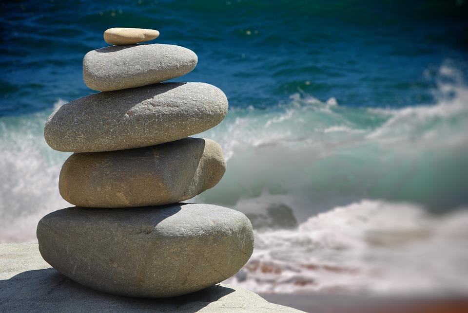 Free Photo Zen Stones Zen Stones Structure Free