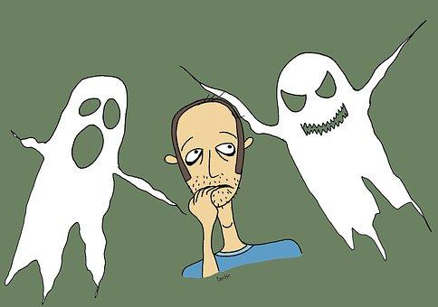 Dämonen, Angst, Alptraum, Phobie