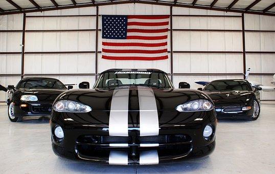 Corvette, Vette, Viper, Black, Auto