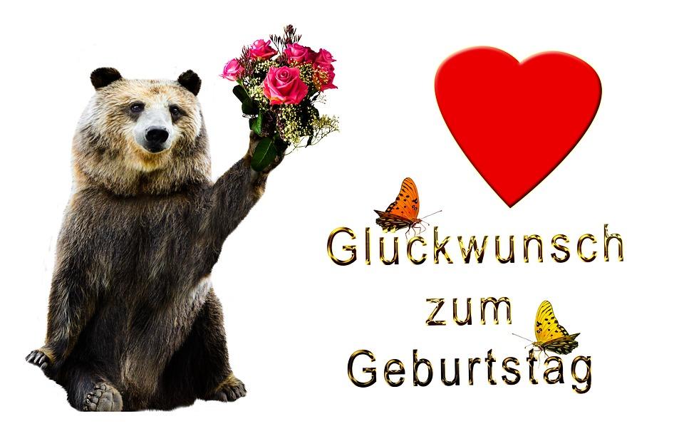 Atemberaubend Geburtstagskarte Glückwunsch · Kostenloses Bild auf Pixabay #NF_39
