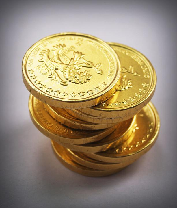 Currency Rates Chart: Free photo: Coin Gold Cash Isolated Tower - Free Image on ,Chart