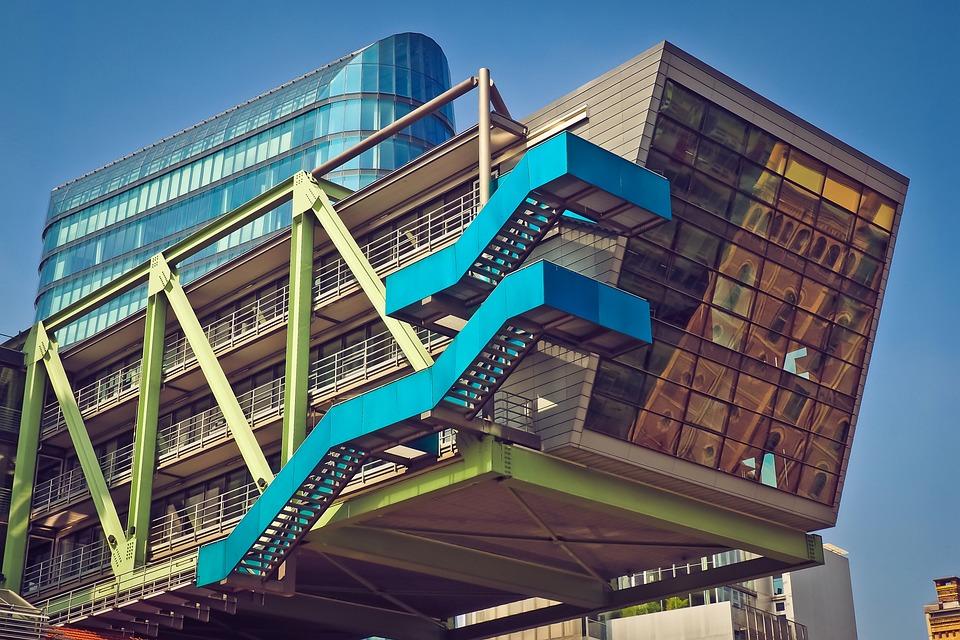 Architektur Modern Gebaude Kostenloses Foto Auf Pixabay
