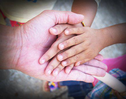 Hand, Hold, Care, Help, Elderly, Old