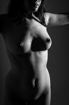 Nude, Female, Beauty, Body, Erotic