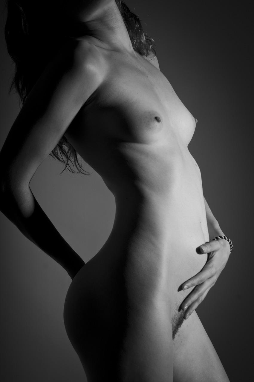 Совершенное Женское Тело Обнаженное