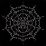 web, cobweb, vector