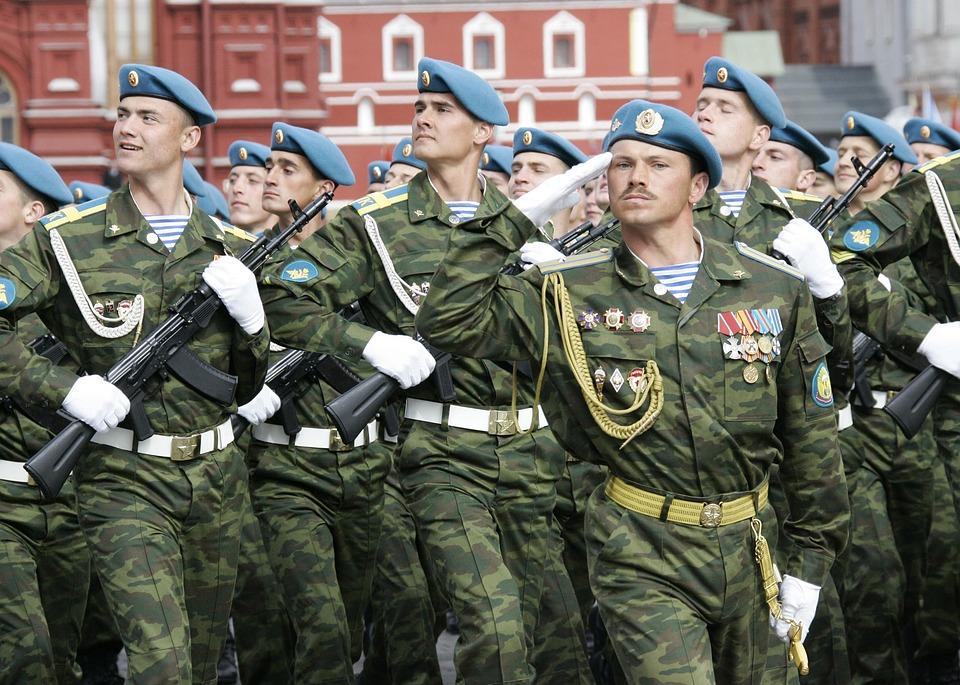 Exército, Tropas Aerotransportadas Russas, Holiday, Vdv