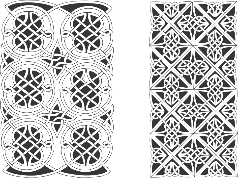 free vector graphic funds gothic vector celtic free