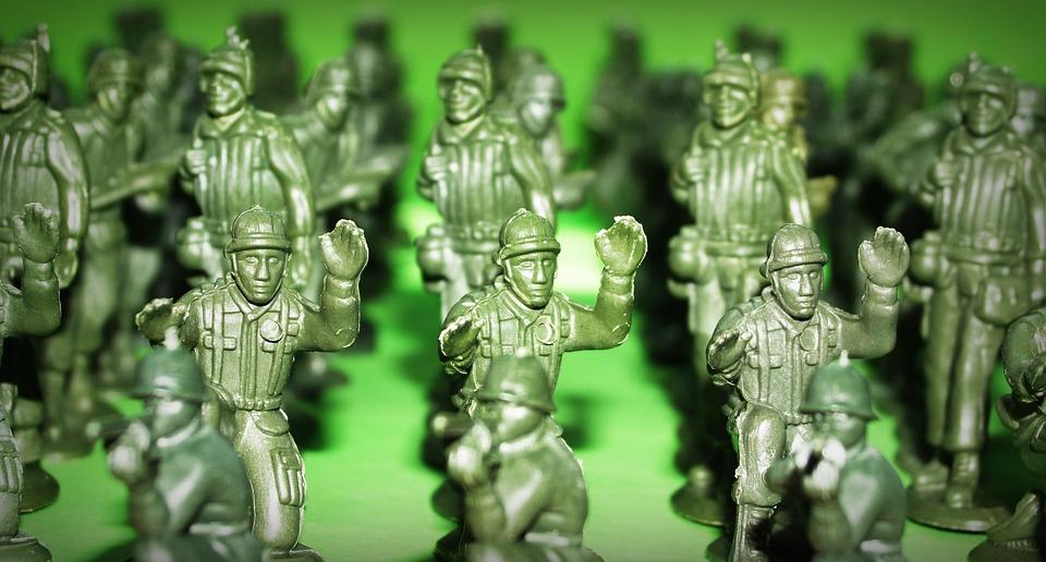 Foto Pixabay Juguete Plástico Gratis De En Soldado WD2IebH9EY