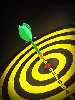 Target, Goal, Aiming, Dartboard, Aim