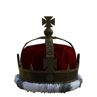 Crown King Power Noble Empire Symbol