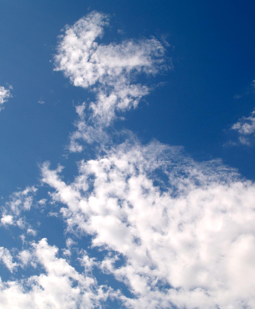 Awan Langit Biru - Foto Gratis Di Pixabay