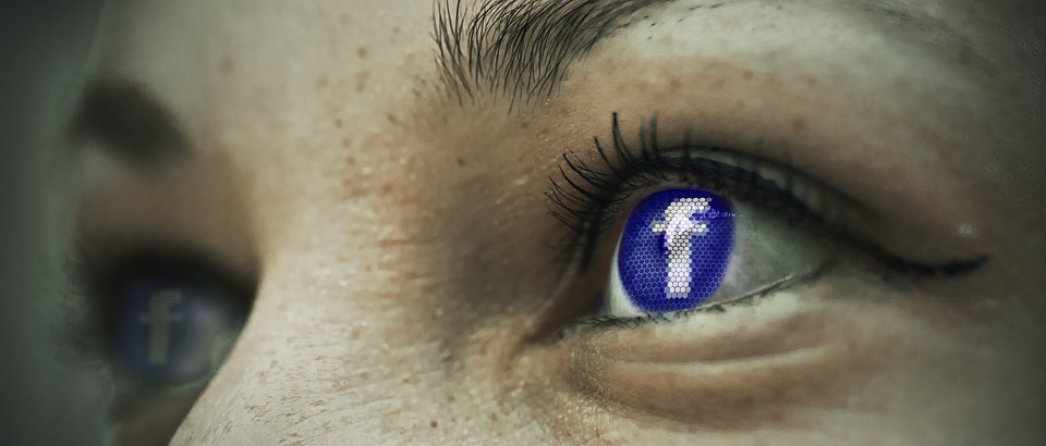Eye, Facebook, Detail, Macro, Face, Structure, Internet