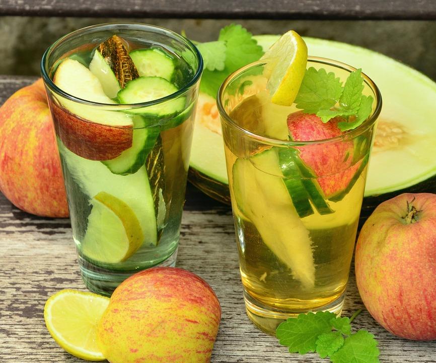 Fruchtgetrank Wasser Detox Kostenloses Foto Auf Pixabay