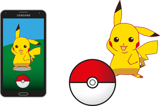 Pokemon Pokemon Go Pikachu Pokeball Samsun