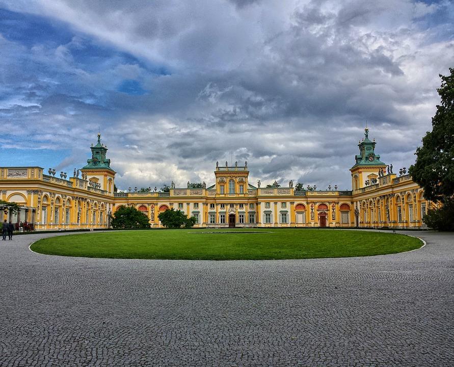 Wilanów, Pałac, Warszawa, Zespół Pałacowo-Parkowy