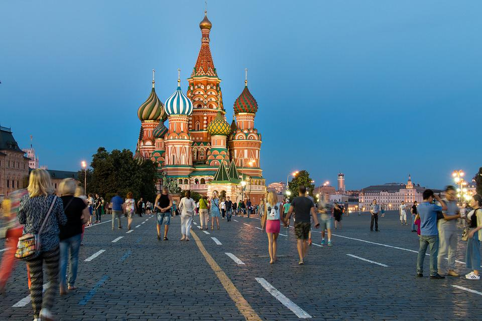 Moscow, Red Square, Russia, Tourism, Soviet Union