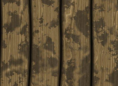 Holz, Holzboden, Bretter, Boden