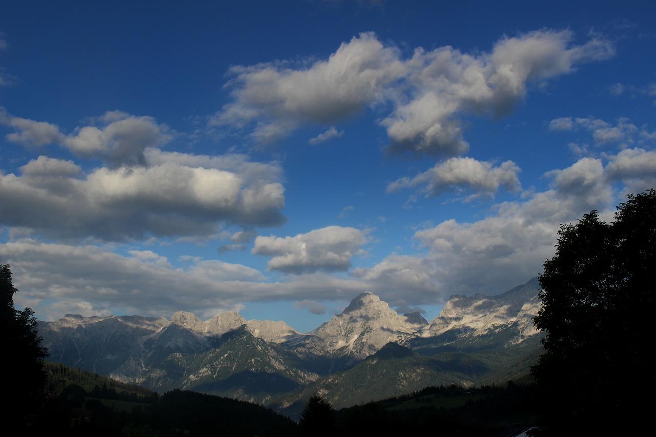 фотографии с горы небо создание любимого