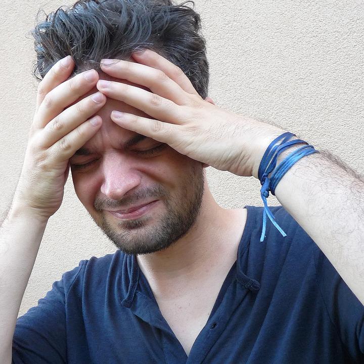 Free photo: Headache, Image, Man, Stress - Free Image on ...