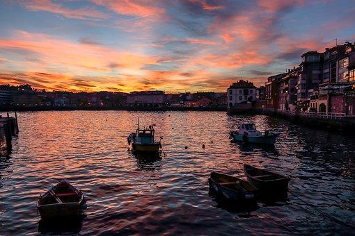 Luanco Costa de Asturias