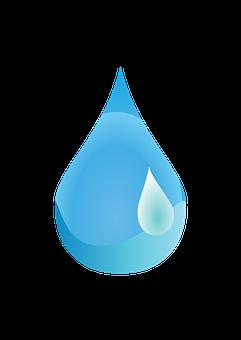 Wody, Deszcz, Łza, Ciecz, Spadek, Kropla