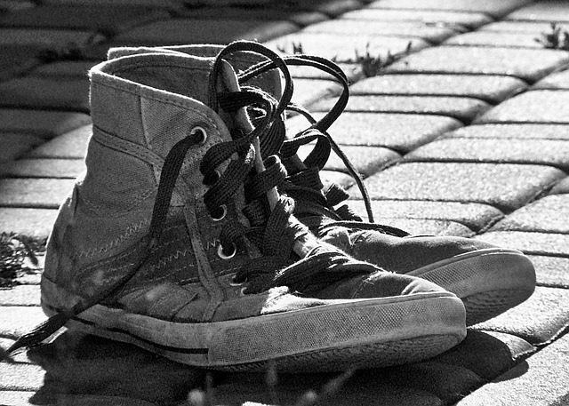 Shoes Worn By Girls