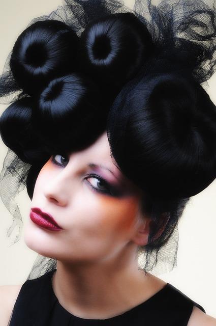 Free Photo Model Hairstyle Woman Mode Girl Free