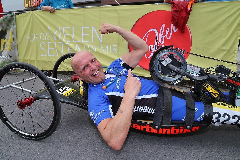 Bici A Mano Sport Per Disabili Foto Gratis Su Pixabay
