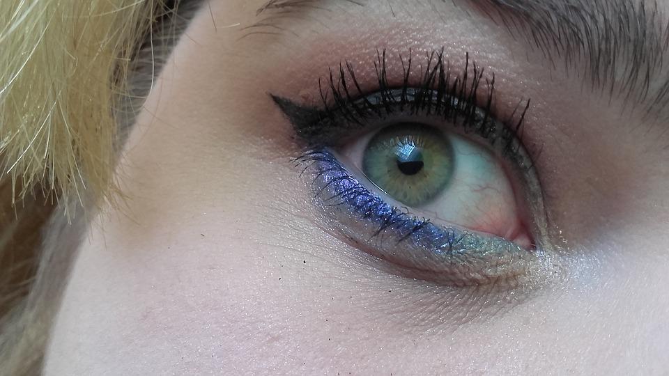 Eye Makeup Lady Free Photo On Pixabay