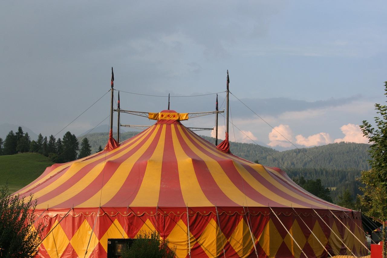 Tenda De Circo - Foto gratuita no Pixabay