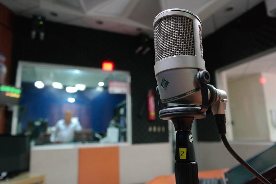 マイク, 私は学生です, ラジオ, Radioenvivo, 音楽, レコーディング スタジオ, 歌手