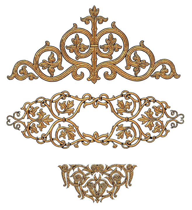 Https Pixabay Com En Decorative Decoration Design Gold 1562947
