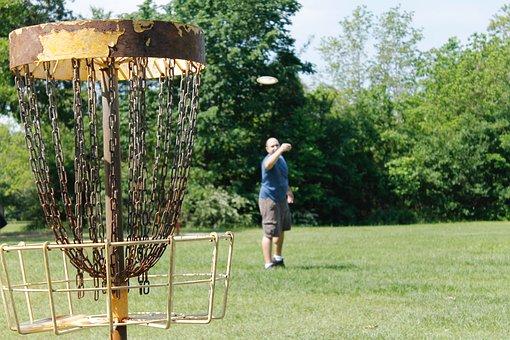 Disc Golf, Frisbee, Frisbee Golf