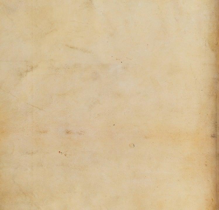 Paper Background Vintage Beige Old Aged Parchment