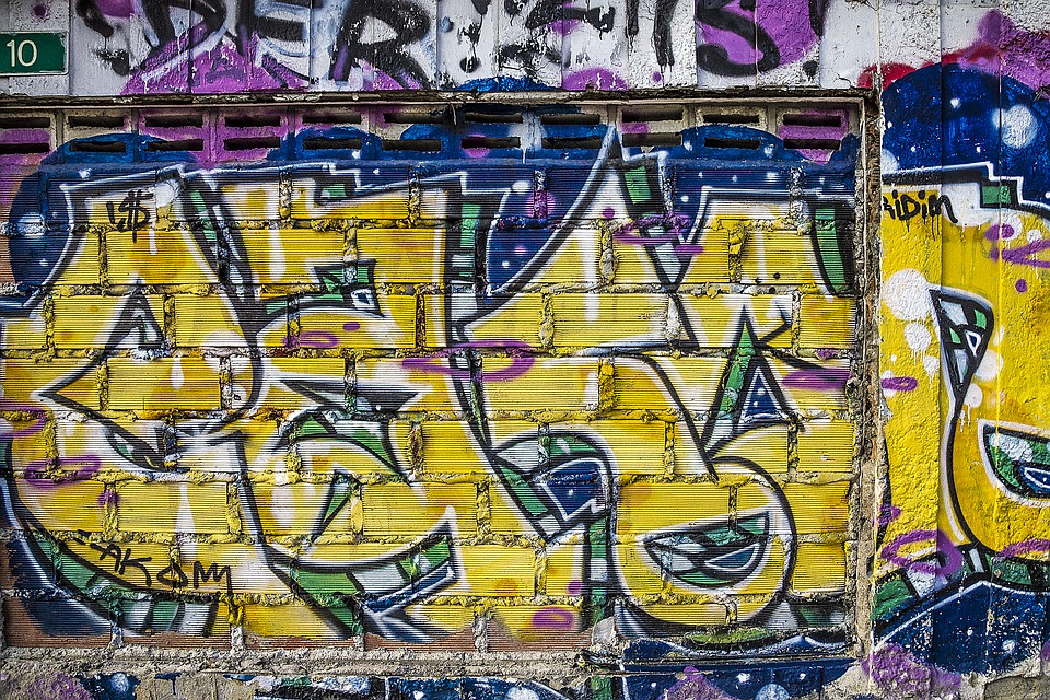 Background Graffiti Grunge Street · Free photo on Pixabay