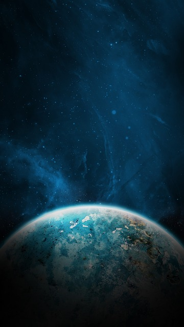 Space galaxy planet free image on pixabay for Immagini universo gratis