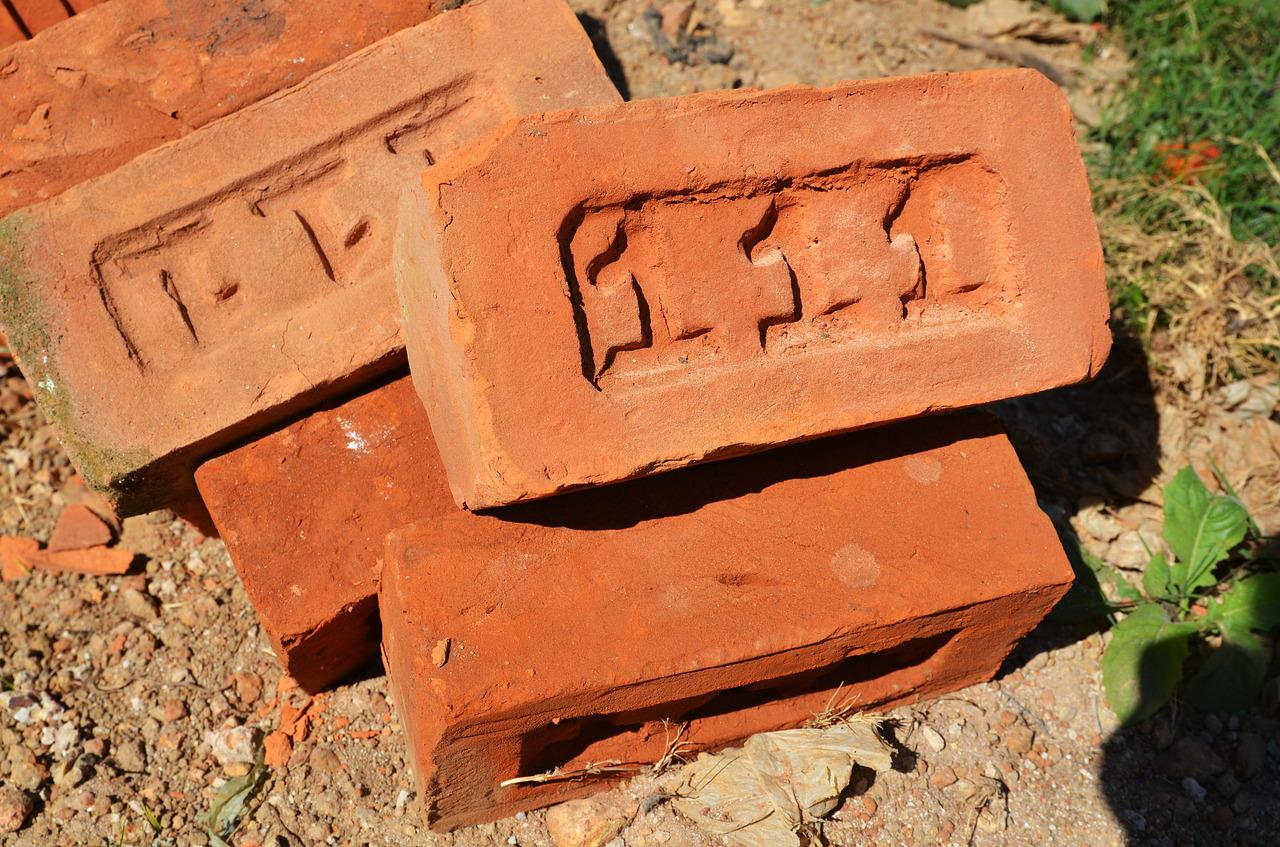 Brick Embossing Red - Free photo on Pixabay