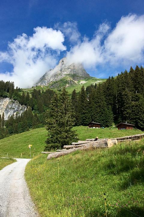 山 雲 道 - Pixabayの無料写真