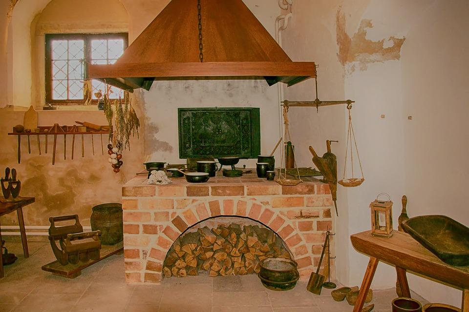 Küche Historisch Feuerstelle · Kostenloses Foto auf Pixabay