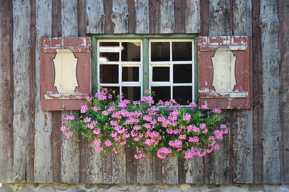 Fenster Fensterbank Blumen Kostenloses Foto Auf Pixabay