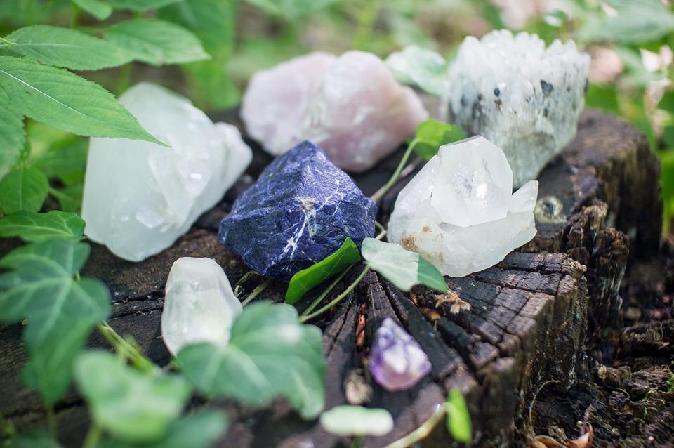 Cristalli, Pietre, Guarigione, Mistico, Spirituale