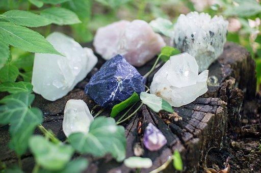 Crystals, Stones, Healing, Mystic