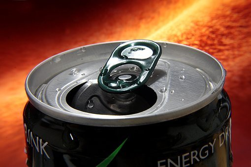 Tin Energy Drink Drink Energetic Energy Dr