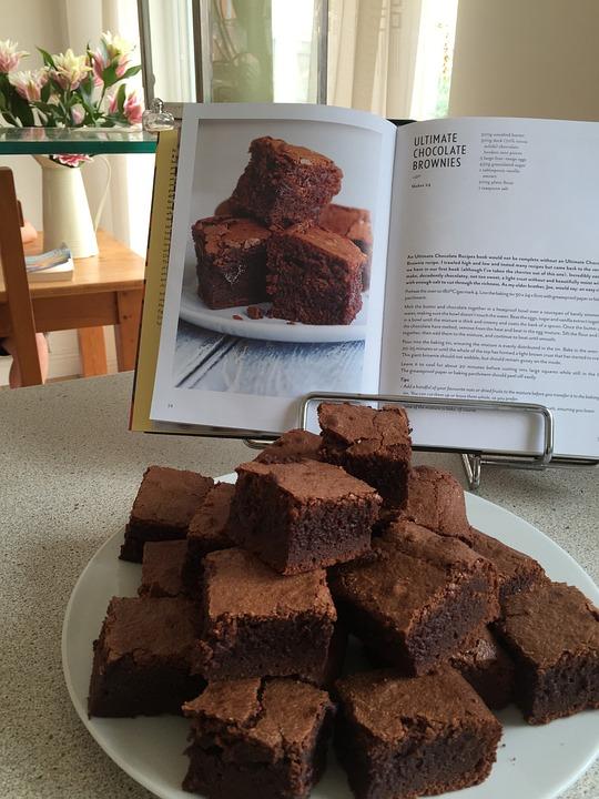 Backen Brownies Ca Kostenloses Foto Auf Pixabay